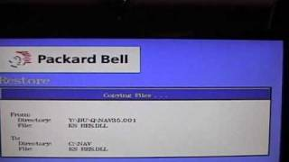 Reformatting My Packard Bell (Part 2)