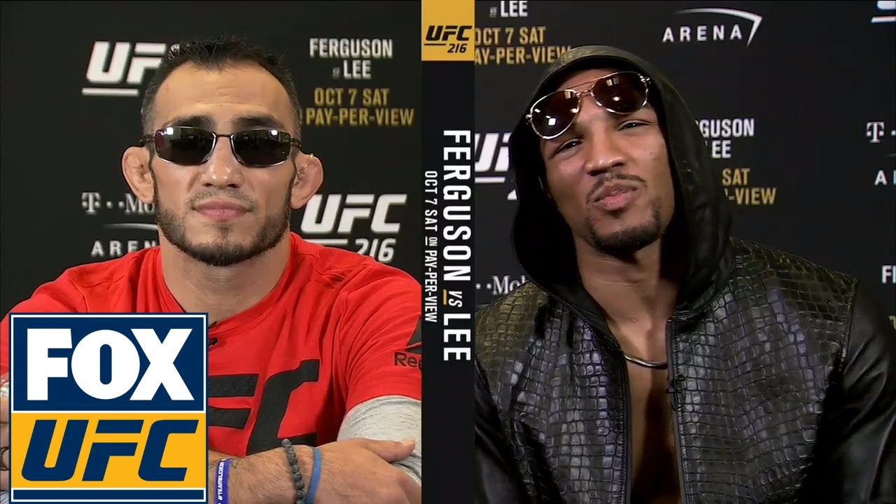 UFC star Tony Ferguson faces frightening accusations from wife