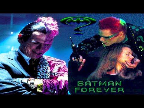 Batman Forever - Unseen Footage & Merchandise