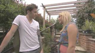 Danny Jones From Mcfly On Garden Er Episode 4 Brought To You By Anglian Windows