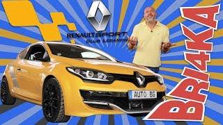 Renault Megane RS|Test and Review| Bri4ka.com
