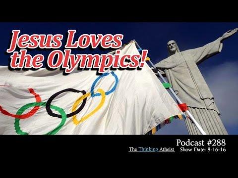 TTA Podcast 288: Jesus Loves the Olympics!