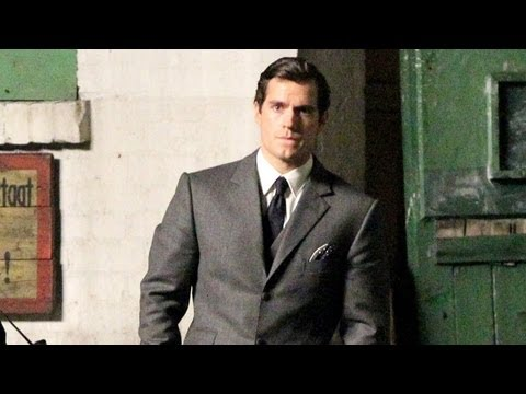 Henry Cavill Suits Up For 'The Man From U.N.C.L.E.' First Look