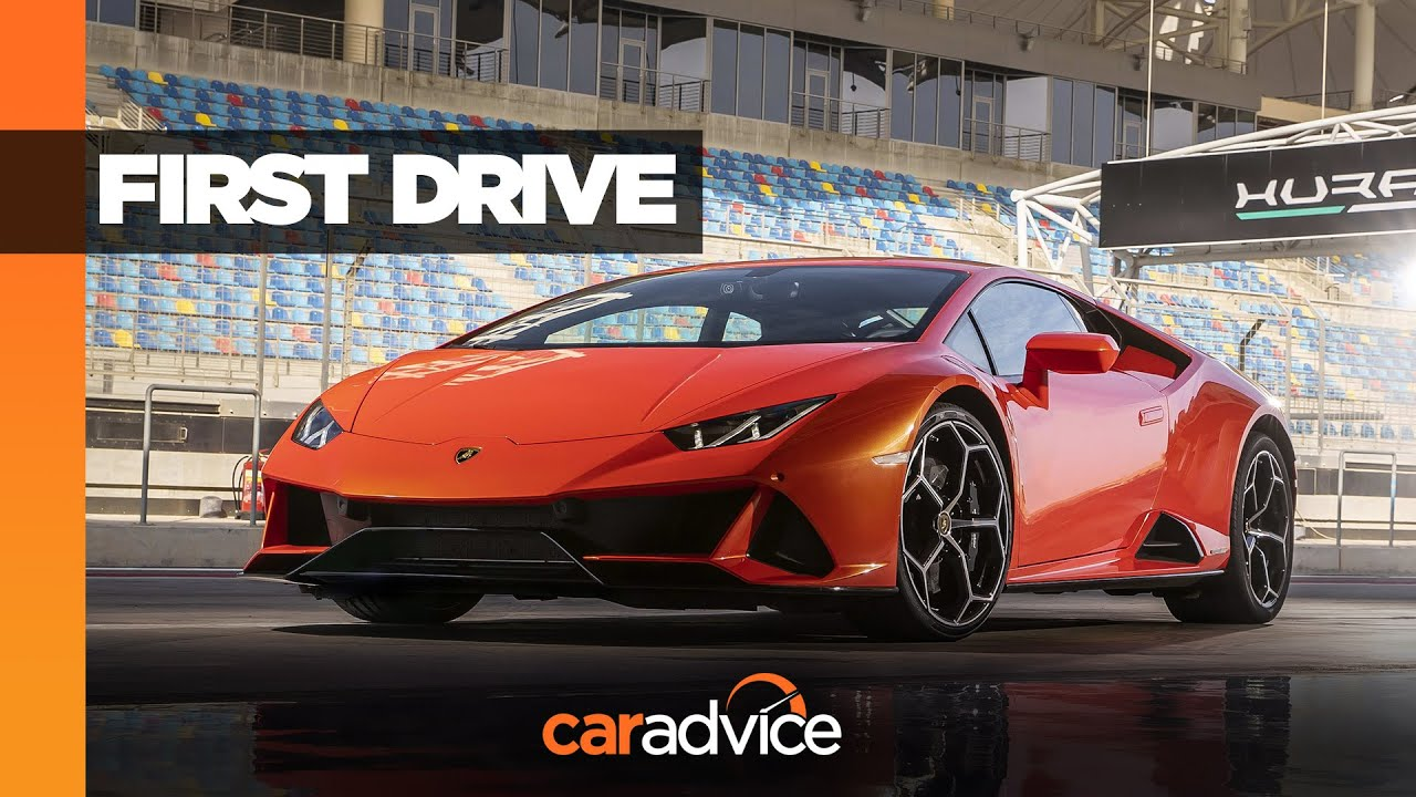 2019 Lamborghini Huracan Evo Review Is This The New Superhero