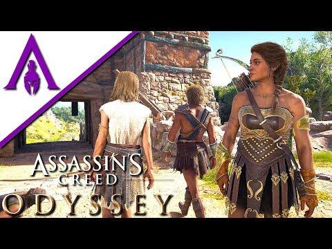Assassin's Creed Odyssey #176 - Weiterziehen - Let's Play Deutsch thumbnail