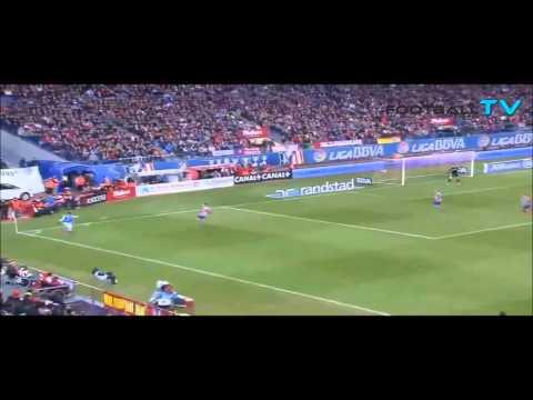 Best saves-Mejores paradas of Thibaut Courtois Atlético de Madrid [HD]