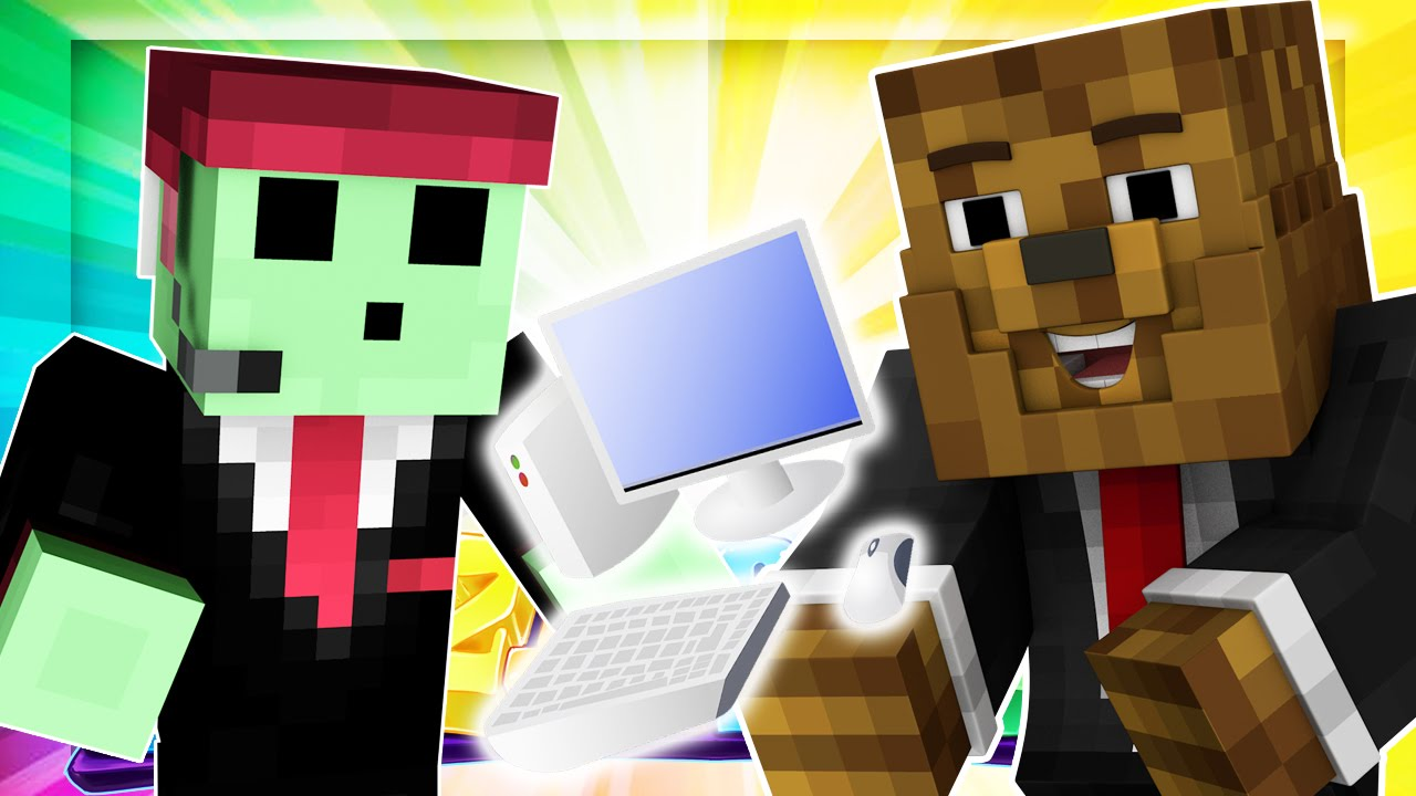 Download BUILDING A COMPUTER IN MINECRAFT - Minecraft Crazier Craft Modded SMP #31 (Minecraft Modpack)