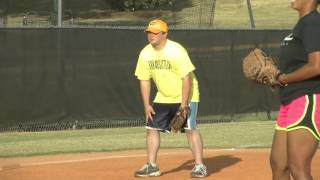 Athletic Communications Challenge #1 Softball