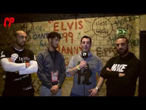 Promoter Rabah over Kings of K1 & Sabri over zijn GLORY 39 debuut