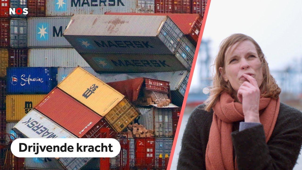 Waarom de wereld niet zonder zeecontainers kan