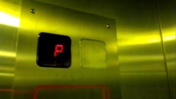 Old ValmetSchlieren (mb Schindler) traction elevators/lifts in Kalevankatu 12, Helsinki