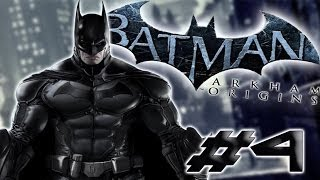 Batman Arkham Origins FR HD #4