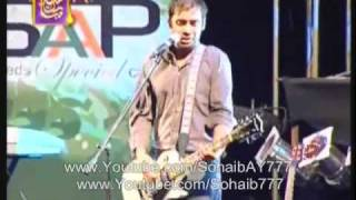 Call - Laree Chuttee (LIVE) - RoCK on Pakistan