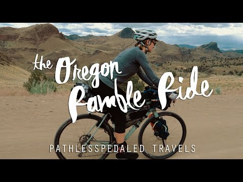 Surviving the First New Belgium Oregon Ramble Ride! - (Bikepacking in Central Oregon)