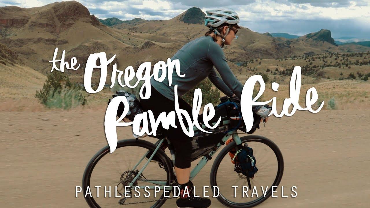 Surviving The First New Belgium Oregon Ramble Ride Bikepacking