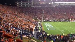 Repeat youtube video Final Play of the 2013 Iron Bowl w/ Student Section Reactions