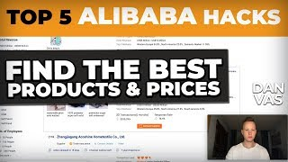 🚀 ALIBABA HACKS | 5 Best Tips To Find The Best Alibaba Suppliers For Amazon eCommerce