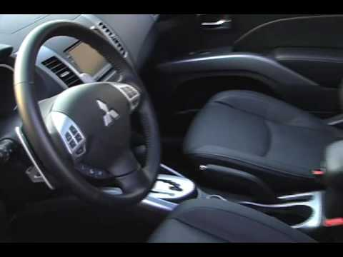 2009 Mitsubishi Outlander Review