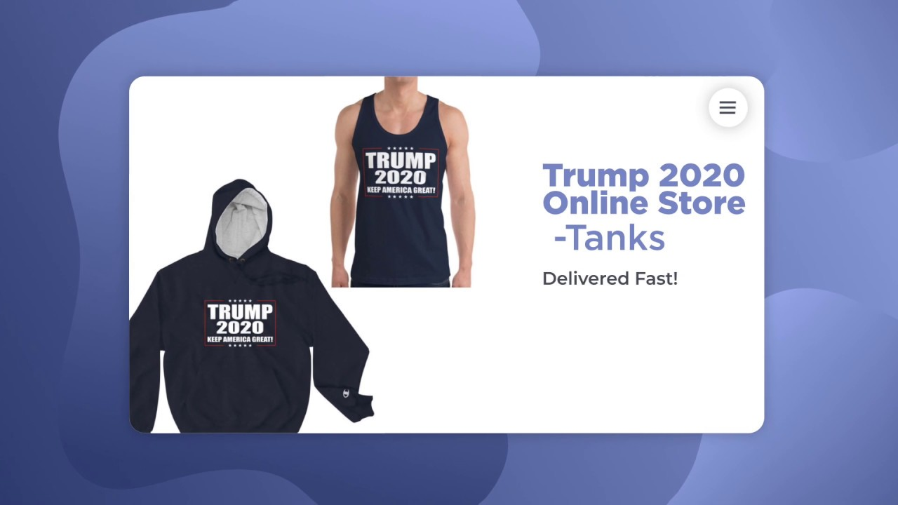 0ffdd27a2 🥇 Trump 2020 Store Online Merchandise Gifts & Apparel - Made In USA