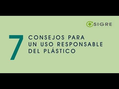 c6e94c65e 7 consejos para un uso responsable del plástico – Blog Corporativo de SIGRE