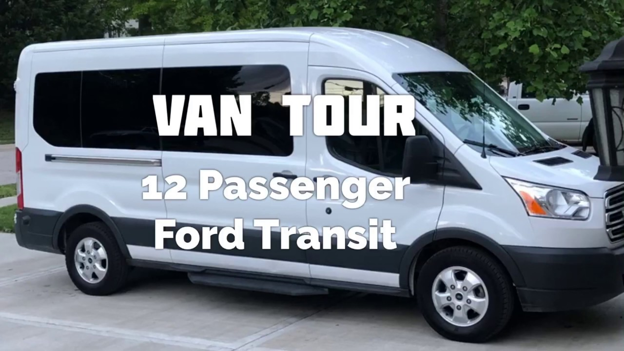 large family van tour 12 passenger ford transit medium roof youtube large family van tour 12 passenger ford transit medium roof