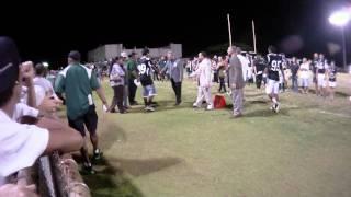 hawaii football september 23 2011 aiea high school home coming football game opening 1 of 2