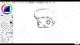 Speed Drawing - Godric