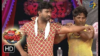 Adhire Abhinay Performance | Jabardasth | 12th October 2017| ETV  Telugu