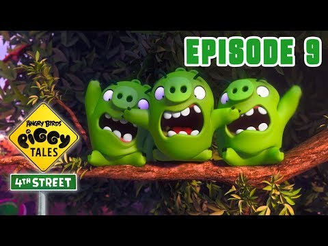 Piggy Tales - 4th Street | Branched Out - S4 Ep9
