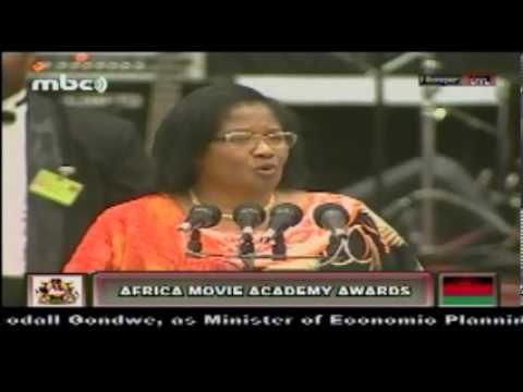 10of11 - Africa Movie Academy Awards, Lilongwe Malawi, March 2013