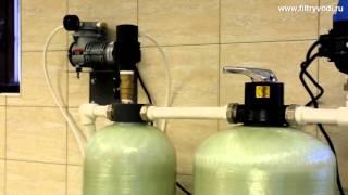 Обезжелезивание воды из скважины. Фильтр для обезжелезивания воды из скважины своими руками, цена(, 2016-04-28T20:31:06.000Z)