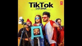 Tik Tok Ladi Singh Lyrics Desi Routz Shehnaaz Gill Mainder Kailey STAR HOUSE