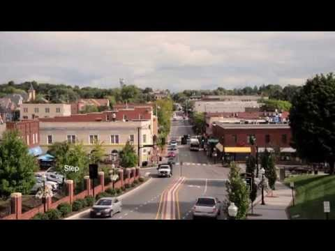 Step Into Blacksburg