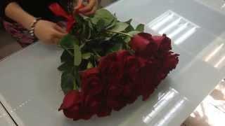 видео Как заказать цветы в Мурманске?