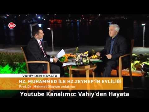 Peygamberimizin Zeynep ile Evliliğinin İstismar Edilmesi - Prof. Dr. Mehmet Okuyan | HD