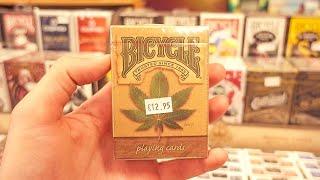 cosa vendono nei negozi di magia ad Amsterdam