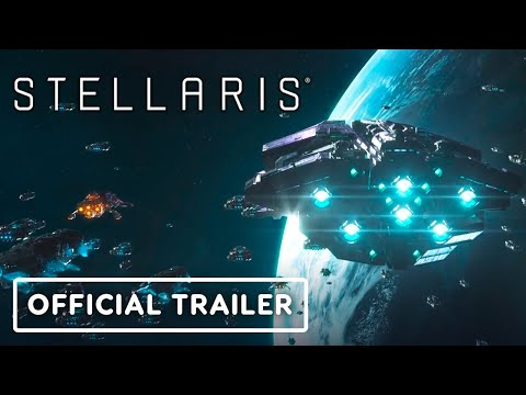 Stellaris: Nemesis - Official Story and Release Date Trailer