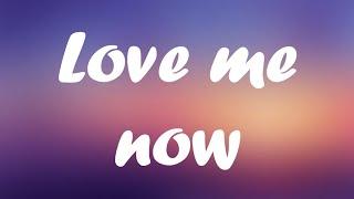Kygo - Love me now (lyrics) ft. Zoe Wees