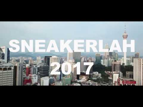 SneakerLAH 2017 | KUALA LUMPUR CONVENTION CENTER