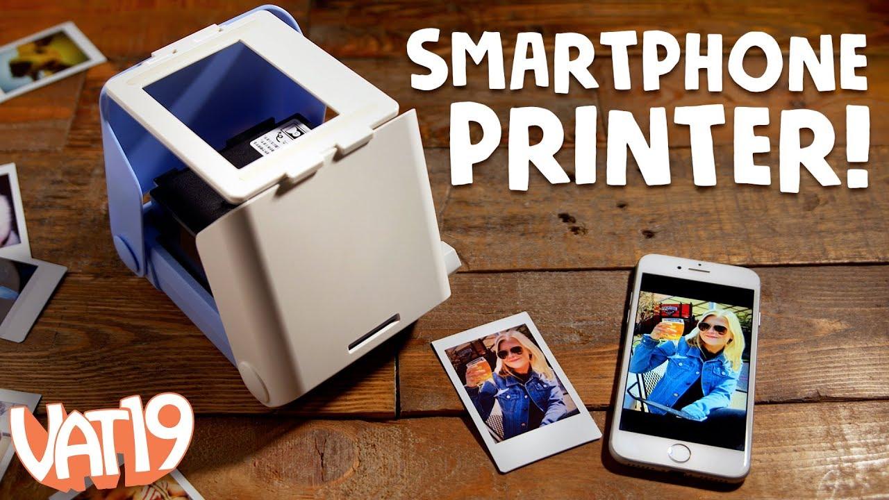 KiiPix: A Polaroid Camera For Your Phone