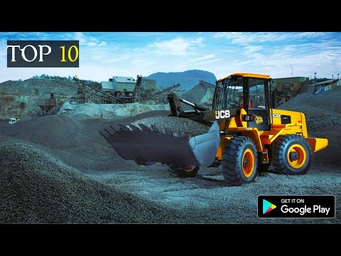 Top 10 Construction simulator games for android 2020 | Construction simulator games