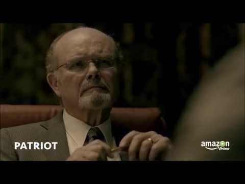 Patriot Season 1 - Official Trailer | Amazon Video