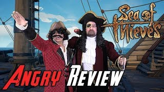 Sea of Thieves Angry Review (Video Game Video Review)