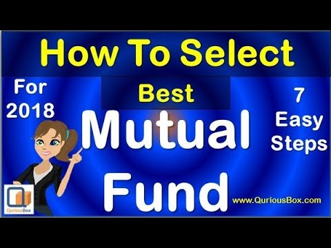 How to Select Best Mutual Fund For 2018 | Mutual Selection C