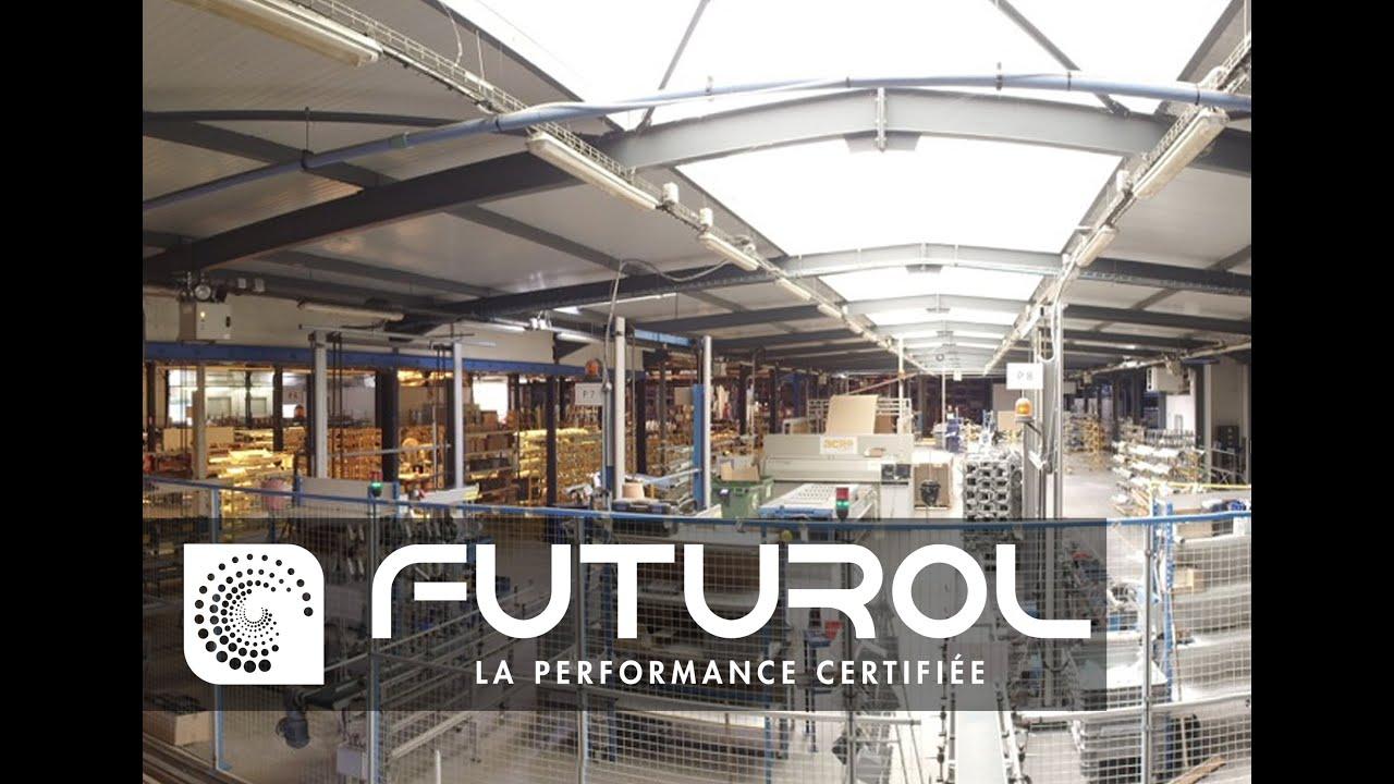 Visite De L Usine Futurol Expert En Volets Roulants Youtube