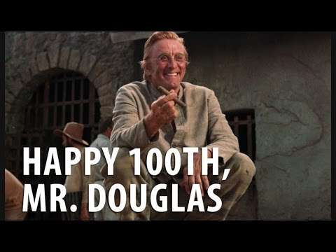 Happy 100th Birthday, Kirk Douglas
