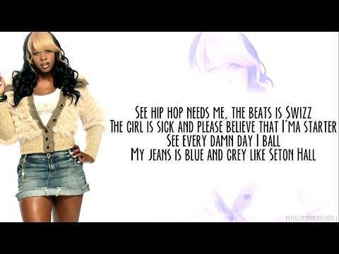 Remy Ma - Whuteva (Lyrics - Video)