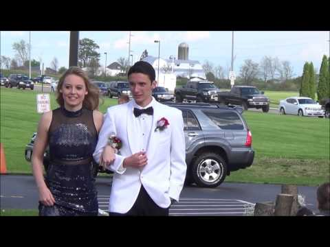 2017 Wauseon High School Prom Red Carpet