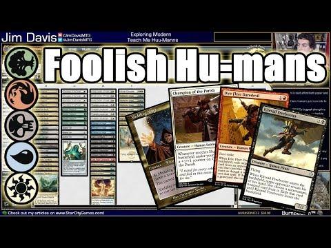 Foolish Hu-mans! You Think You Can Take Over Modern?