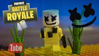Fortnite LEGO Marshmallow skin montage